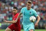 """M.De Ligto siekiantys """"Juventus"""" pateikė gerokai mažesnį pasiūlymą nei """"Ajax"""" tikėjosi"""