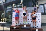 Druskininkuose paaiškėjo šalies žiedinių dviračių lenktynių čempionai
