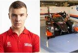 """2020 m. sezono pabaigai – lietuvio debiutas """"European Le Mans"""" serijoje"""