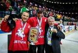 """B.Haake jungiasi prie """"Kaunas Hockey"""" trenerių štabo"""