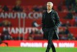 """G.Neville'as atskleidė priežastis, kodėl """"Manchester United"""" neturėtų atleisti J.Mourinho"""