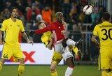 """Europos lyga: ar lietuvis """"Old Trafford"""" stadione užfiksuos staigmeną?"""