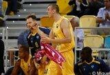 """Naudingas O.Galdiko žaidimas padėjo """"Gran Canaria"""" siekti pergalės prieš W.Cherry komandą"""