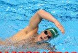M.Sadauskas per vieną valandą pateko į du pasaulio plaukimo čempionato pusfinalius! (R.Meilutytė aukoja rungtį dėl finalo)