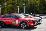Elektromobilių lenktynės: be garso varžybų finišo link