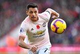 """""""Arsenal"""" legenda šaiposi iš """"Manchester United"""" sprendimo pirkti A.Sanchezą: """"Jiems reikėjo geriau nusipirkti jo brolį"""""""