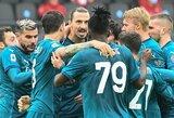 """Z.Ibrahimovičius 83-iąją minutę smūgiu per save išplėšė """"Milan"""" pergalę"""