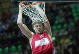 M.Kuzminskas svariai prisidėjo prie pergalingo starto Italijos čempionate