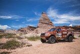 A.Juknevičius apie grožio konkursų elementus Dakaro ralyje