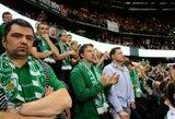 Dokumentinius filmus apie Europos krepšinio sostines rengsiančios Eurolygos Kaunas ir Vilnius nesudomino