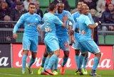 """""""Marseille"""" ir """"Lyon"""" nutraukė nesėkmių maratoną (+ kiti rezultatai)"""
