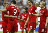 """""""Bayern"""" pamokė """"Milan"""" klubą trimis įvarčiais"""