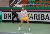Abi Lietuvos tenisininkės sėkmingai įveikė moterų turnyro Egipte kvalifikaciją
