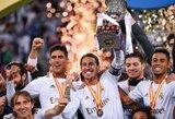 """Paaiškėjo, kokią sumą susižėrė """"Real"""" už pasiektą triumfą Ispanijos Supertaurėje"""