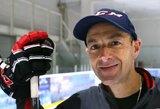 Vilniuje – unikalią treniravimo sistemą sukūrusio NHL čempiono pamokos