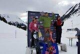 Europos snieglenčių sporto taurės etape – puikus M.Morausko pasirodymas (papildyta)