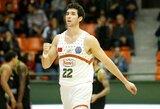 """A.Coloiaro kyla karjeros laiptais ir žais """"Maccabi"""""""