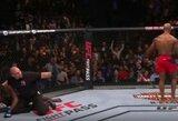 Po įspūdingo nokauto UFC renginyje Londone, dar vienas MMA kovotojas kviečią į kovą boksininką