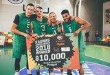 """""""Kaunas Challenger 2018"""" turnyre triumfavo svečiai iš Nyderlandų"""