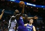 """25 taškų persvarą turėjusi """"Hornets"""" komanda vos neprisižaidė"""