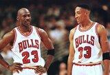 Kaip S.Pippenas iš NBA kontraktų uždirbo 20mln. daugiau nei M.Jordanas?