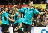 Kauno sporto halę sudrebins Lietuvos tinklinio čempionato finalai