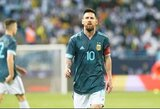 """T.Silva pasmerkė L.Messi elgesį: """"Išsilavinimas turėtų būti svarbesnis už konkurenciją"""""""