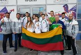 Lietuviai debiutavo olimpinės karatė Europos čempionate