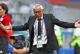 """Egipto rinktinės treneris išreiškė viltį dėl M.Salah: """"Jis vertina visas galimybes žaisti už savo šalį"""""""