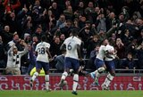 """""""Tottenham"""" iškovojo """"Premier"""" lygoje antrąją pergalę iš eilės"""