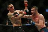 Naujasis UFC reitingas: J.Gaethje šuolis į viršų ir dar labiau nukritęs C.McGregoras