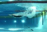 B.Statkevičienė iškovojo Europos meistrų plaukimo čempionato auksą