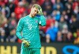 """Užsienio žiniasklaida: M.Neueris nutraukė derybas su """"Bayern"""" dėl sutarties pratęsimo"""