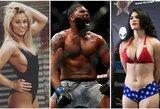 """UFC sunkiasvoris: """"P.VanZant ir R.Ostovich organizacijoje kovoja tik dėl savo išvaizdos"""""""