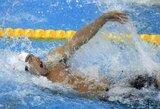 D.Rapšys plauks dar viename Europos jaunių čempionato pusfinalyje