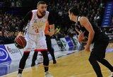 D.Gailiaus ir S.Kulviečio komandos pergale užbaigė sezoną