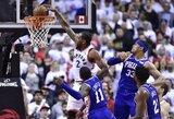 """K.Leonardas apie savo puikų žaidimą: """"Turi mėgautis NBA"""""""