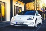 """""""Viada Press Ralyje"""" dėl aukščiausių pozicijų kovos ir """"Tesla Model 3"""""""