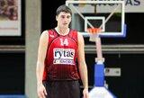P.Samardžiski patyrė traumą ir praleis Europos taurės ketvirtfinalį