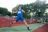 E.Matusevičius pasiekė vieną geriausių karjeros rezultatų ir užėmė antrą vietą, E.Balčiūnaitė pagerino Lietuvos sezono rekordą