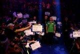 """""""Players Championship"""" turnyre D.Labanauskas nukeliavo iki aštuntfinalio"""
