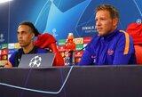 """""""RB Leipzig"""" strategas pasakė, kaip reikės apsiginti prieš bauginančias PSG atakas"""