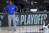 """D.Riversas: """"Clippers"""" krepšininkai manė, kad sezonas yra baigtas"""""""