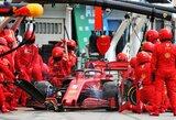 """Niūri """"Ferrari"""" ateitis: """"Iki 2022 m. nekovosime dėl pergalių"""""""