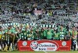 """""""Celtic"""" užsitikrino Škotijos čempionų vardą"""
