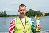 Varžovus sutriuškinęs H.Žustautas – Europos jaunimo čempionas!
