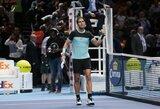 R.Nadalis nepaliko vilčių A.Murray'ui ir priartėjo prie vietos baigiamojo metų ATP turnyro pusfinalyje