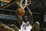 "Visus NBA dienos epizodus kūrė ""Clippers"""