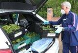 Pagalba pandemijos metu: J.Mourinho tapo maisto kurjeriu, regbio teisėja darbuojasi ligoninėje