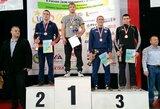 Europos jaunimo imtynių čempionate A.Mažeika nukeliavo iki ketvirtfinalio